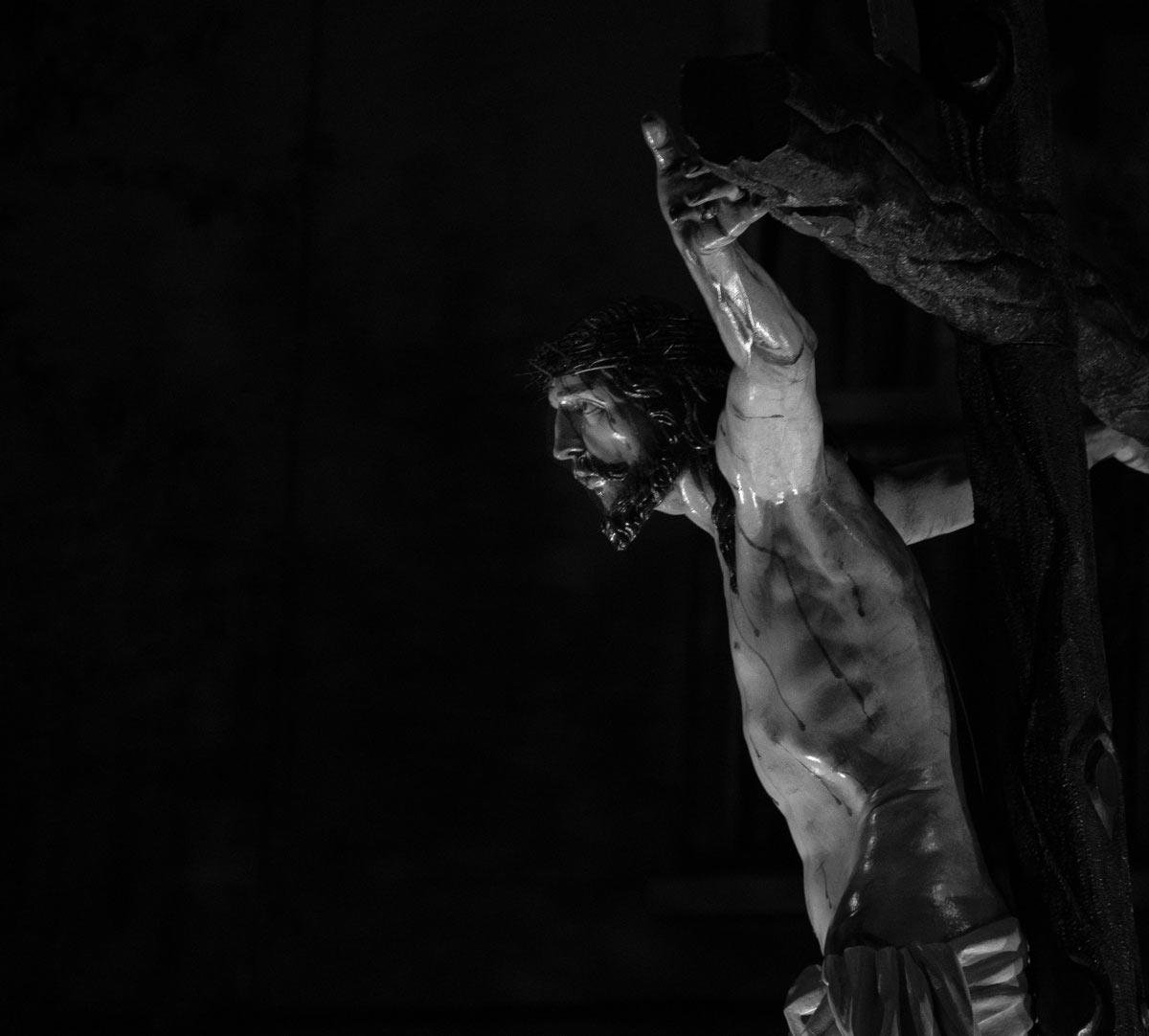 Detalle perfil Jesús del Perdón