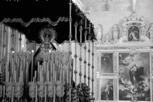 María Santísima de la Caridad y del Consuelo