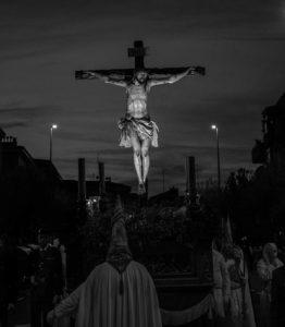 Paso de Semana Santa de la hermandad Jesús del Perdón