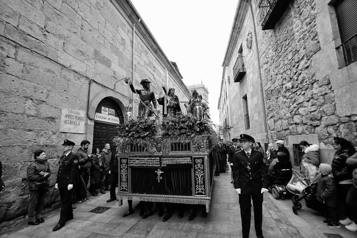 Congregación Santo Entierro Semana Santa Salamanca