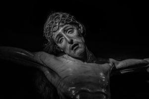 Cristo de la Agonía redentora