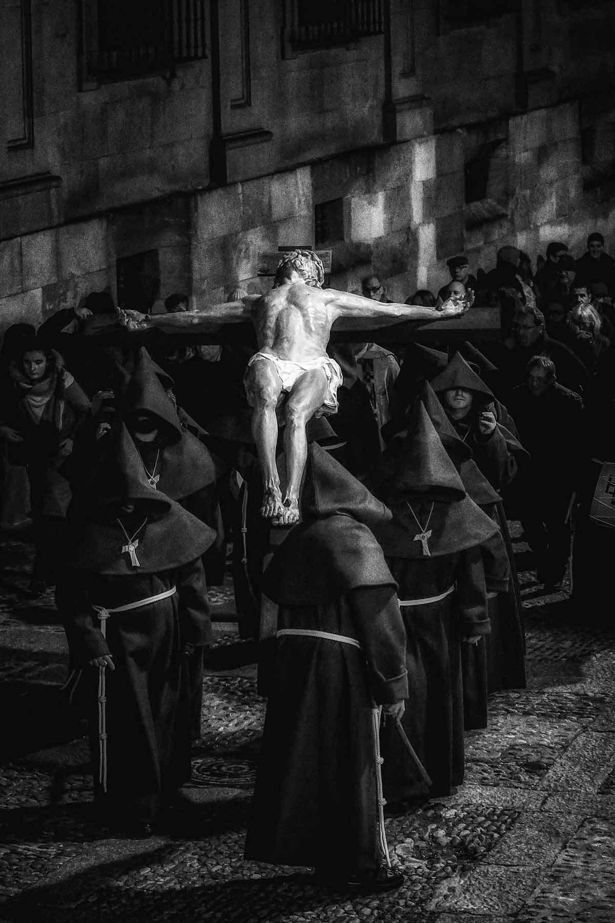 Cristo Hermandad Franciscana