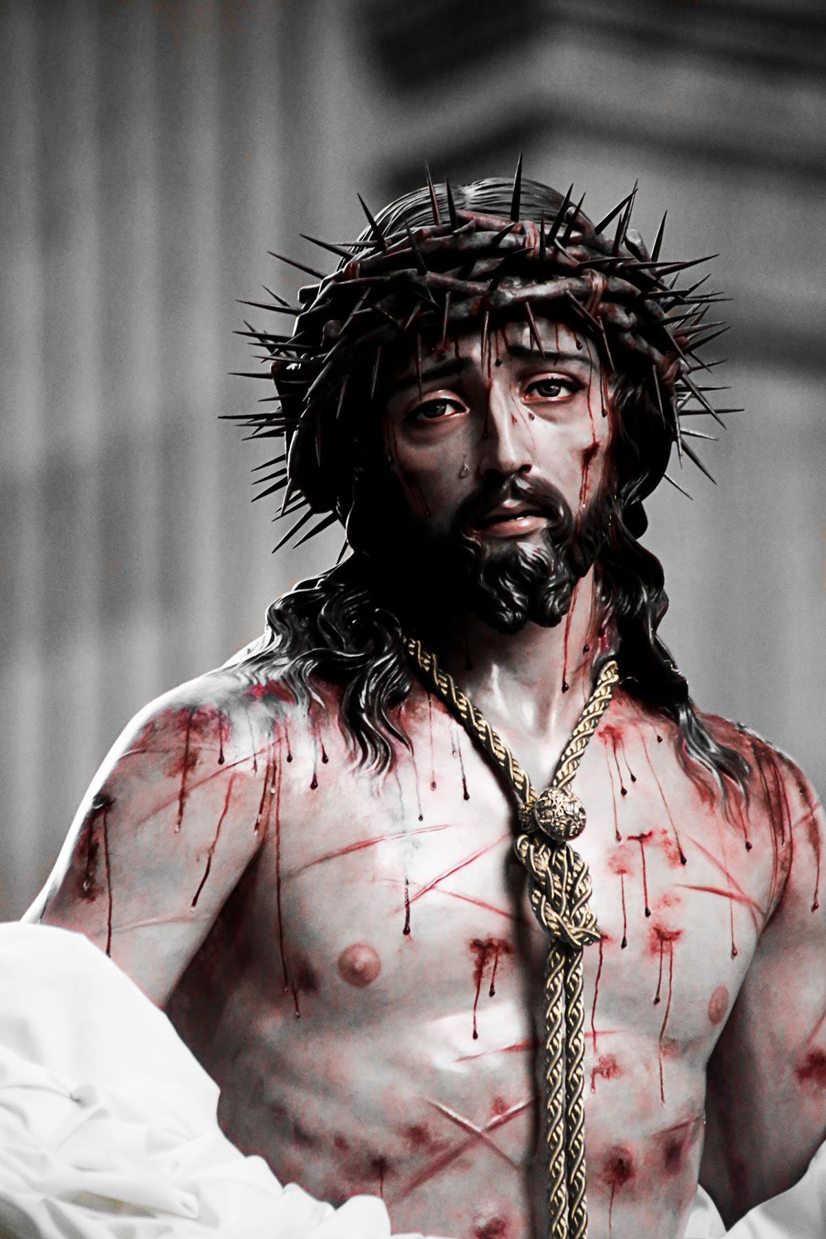 Nuestro Padre Jesús Despojado titulares