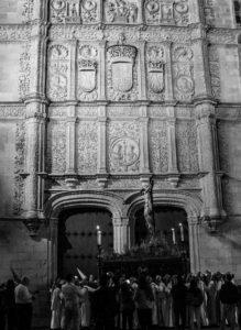 Pao de la Vera Cruz por la Universidad de Salamanca