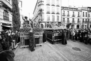 Procesión Santo Entierro Salamanca