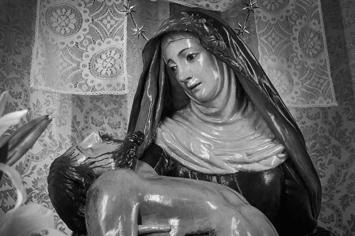 Virgen de las Angustias