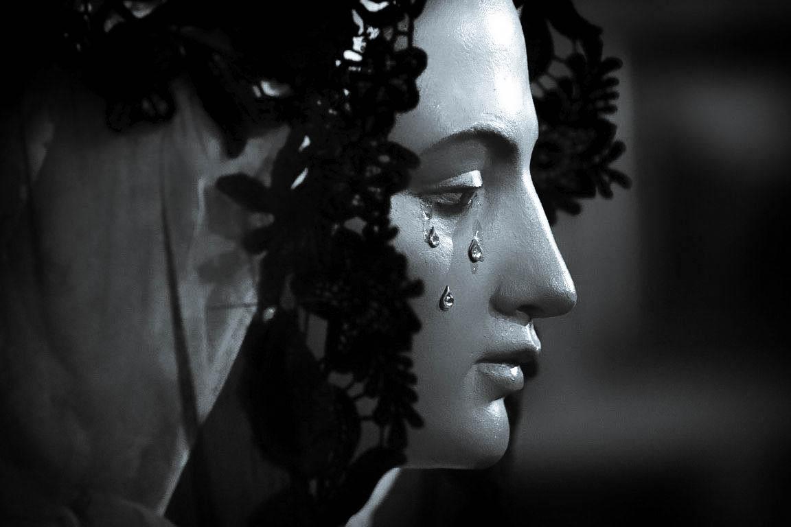 Rostro de la Soledad Salamanca